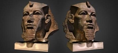 Le public peut maintenant imprimer chez lui en 3D et gratuitement des oeuvres de la collection du British Museum | Innovation TIC | Scoop.it