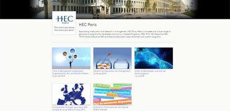 HEC lance trois nouveaux MOOCs Coursera sur les organisations, l'entrepreneuriat social et les startups | Economie Sociale et Solidaire | ESS | Scoop.it