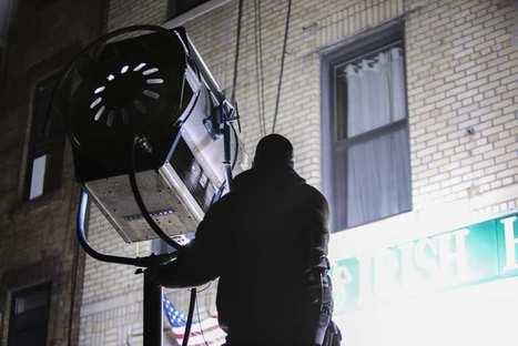 Le buzz des Etats-Unis : New York, le nouvel Hollywood   Film adhésif   Scoop.it