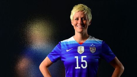 Black and white: Why Megan Rapinoe's support for Colin Kaepernick is so important | critical reasoning | Scoop.it