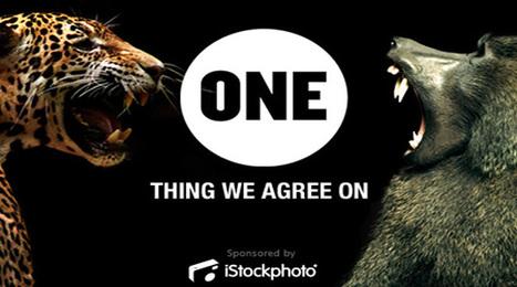 ONE thing we agree on, un contest per combattere la povertà | InTime - Social Media Magazine | Scoop.it