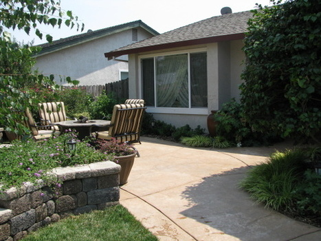 Front Yard Patio Task | Homescreation.com | What's Interesting and Trending Around The Web, United States and The World | Scoop.it