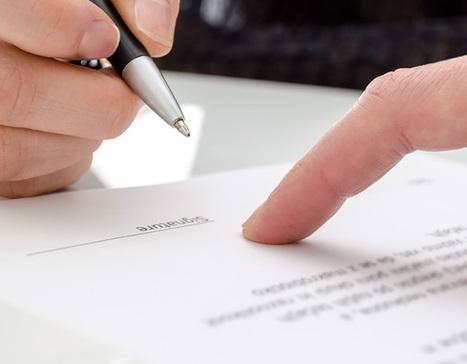Contrato de Trabajo: ¿Qué debes saber antes de firmarlo? | hotel externalizacion servicios | Scoop.it