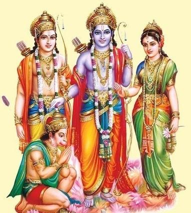Ramayana is Not Fiction - Its True!   ramayana   sitha temple   nepal   hanuman temple   Fashion   Scoop.it