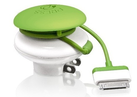 Gadget Innovation: Kick this Mushroom to Charge Your Cell Phone | The Jazz of Innovation | Scoop.it
