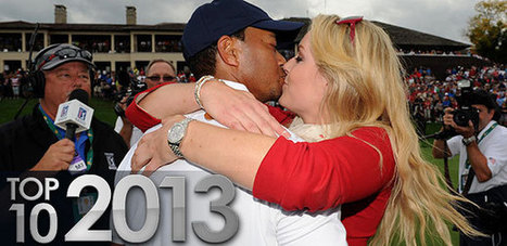 Top 10 Tiger Woods moments of 2013 - Golf Channel   Stik-it! Golf Industry News   Scoop.it