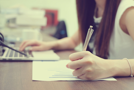 9 Awesome Online Writing Tools - Simplek12 | Tech Tools and Web 2.0 | Scoop.it