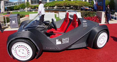 3-D printers are making cars! - Science News for Students | Peer2Politics | Scoop.it