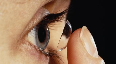 VIDEO. Quelques conseils d'hygiène pour les porteurs de lentilles - Francetv info | Hygiène et sécurité alimentaire | Scoop.it