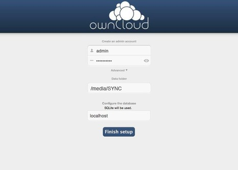 How I Created My Own Personal Cloud Using BitTorrent Sync, Owncloud, and Raspberry Pi   Clouding   Scoop.it