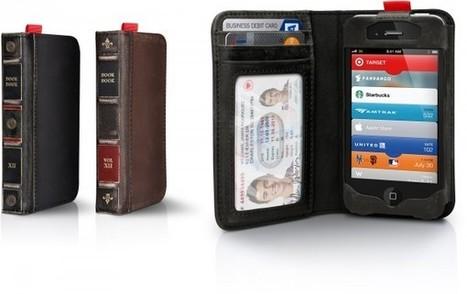 Capa-carteira BookBook, da Twelve South, ganhará versão para iPhones 5 | Apple iOS News | Scoop.it