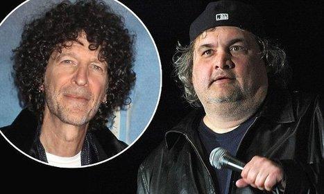 Artie Lange lets loose on Howard Stern's celeb-friendly image | Howard Stern | Scoop.it