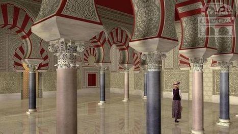 El palacio aparece sobre las piedras | Enseñar Geografía e Historia en Secundaria | Scoop.it