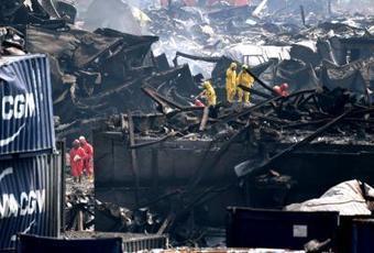 Chine : explosion dans une usine chimique au Shandong, le nombre de victimes inconnu | Chronique d'un pays où il ne se passe rien... ou presque ! | Scoop.it