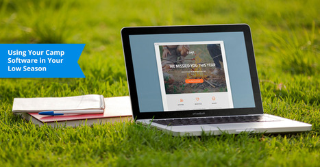 Using Your Camp Software as a Sales Platform in the Low Season | Summer Camp | Scoop.it