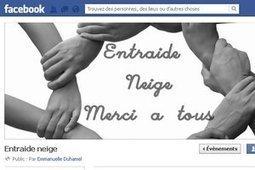 Neige : la solidarité sur Internet - Europe1   Nothin' but Net   Scoop.it