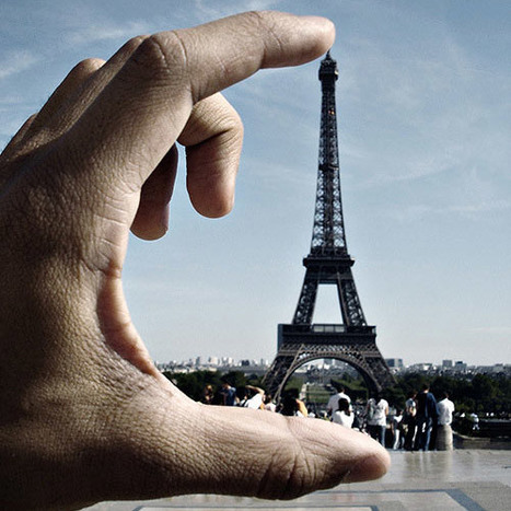 88 Brilliant Examples of Forced Perspective Photography | zyxxle | Scoop.it