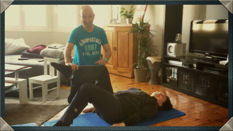 Cours de Pilates à domicile | Pilates | Scoop.it
