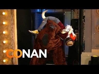 Texas-Sized NCAA Mascots That Shouldn't Dunk | Marketing | Scoop.it