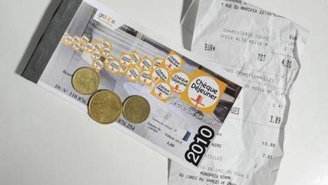Consommation. La fin du ticket restaurant, remplacé par le numérique ?   Moneo Resto 1ère carte Titres-Restaurant   Scoop.it