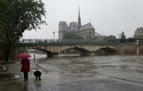 Plusieurs records de pluie battus en mai, selon Météo France | Planete DDurable | Scoop.it