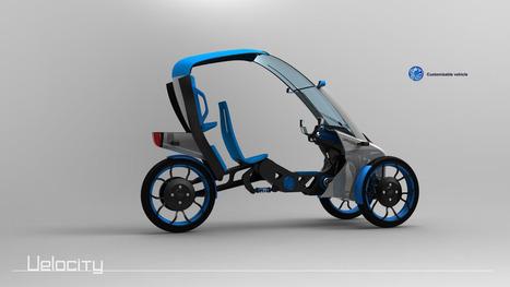 B'TWIN: Velomobile | Innovation et sérendipité | Scoop.it