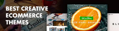 20+ Best creative WooCommerce themes for your shop | wordpresstemplates | Scoop.it