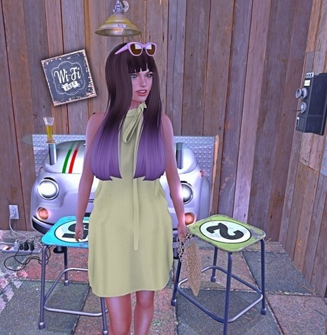 Moda Fashion Free: - Look 519 - Cat | Finding SL Freebies | Scoop.it