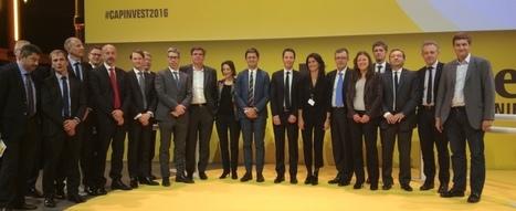 Capital Investissement : la France dans la cour des grands !   Bpifrance servir l'avenir   Startup technologique - Technology startup   Scoop.it
