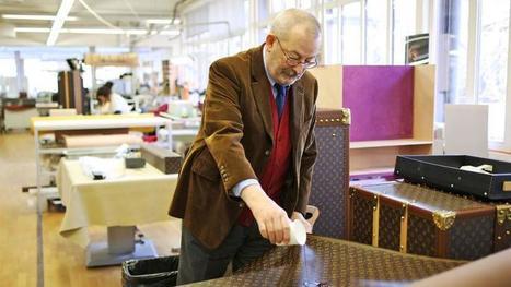 Capital dévoile les secrets de l'empire Louis Vuitton | L'actualité de la filière cuir | Scoop.it