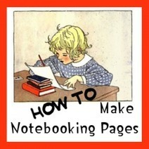 Make Your Own Notebooking Pages | Gardening in Queensland ideas | Scoop.it