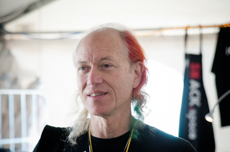 Mitch Altman, hacker qui bat | Le bal des hackers | Scoop.it