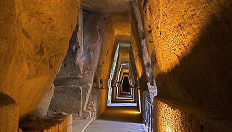 Riapre l'Antro della Sibilla, visita guidata agli scavi di Cuma   LVDVS CHIRONIS 3.0   Scoop.it