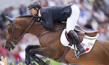 Delaveau : «Je suis complètement vidé» - Le Figaro Sport   JEM 2014 Normandie   Scoop.it