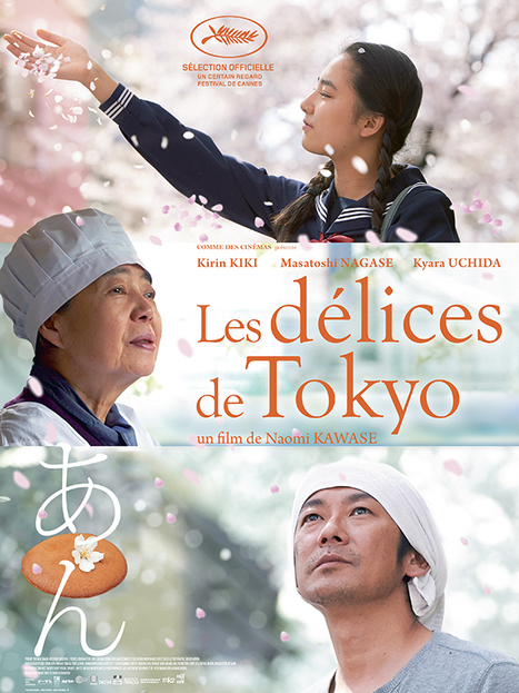 Les Délices de Tokyo / Naomi Kawase   Nouveautés DVD   Scoop.it