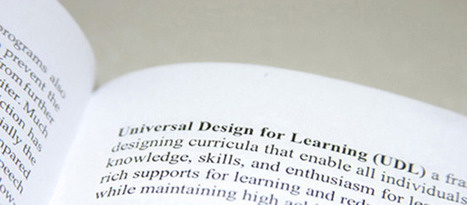 CAST UDL Online Modules | The Ischool library learningland | Scoop.it