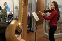 A gift of music for cancer patients: Celebrating a 'birthday' with a song - STLtoday.com | Music News | Scoop.it