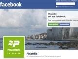 La Picardie, première région française sur Facebook | BRUT D'ACTU | Scoop.it