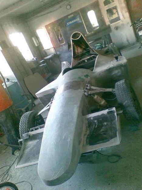 Bosnian Mechanic Builds His Own Formula 1 Car | Oddity Central - Collecting Oddities | rakarekodamadama | Scoop.it