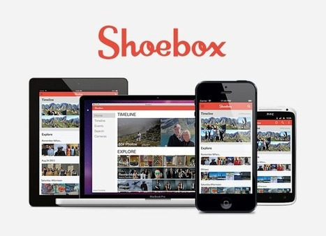Shoebox Raises $1.2M To Not Only Store Your Photos In The Cloud, But Help You Rediscover Them, Too | TechCrunch | AiLibrary | Scoop.it