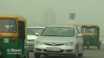 New Delhi plongée dans un nuage de pollution   Planete DDurable   Scoop.it