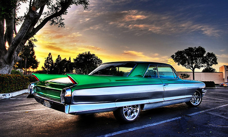 25 HDR Photographs of Cool Cars | Everything Photographic | Scoop.it