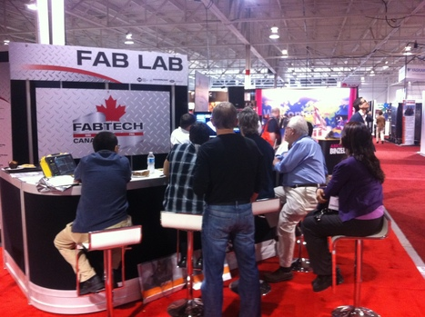 Countdown to FABTECH Canada - Canadian Metalworking (press release) (blog) | Manufacturing | Scoop.it