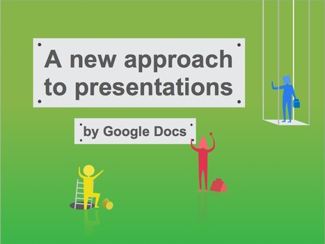 A fresh start for Google presentations | Integrating Technology in the Classroom | Scoop.it