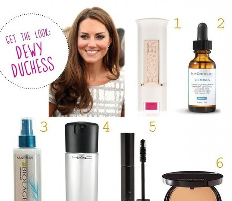 The Royal Beauty Playbook - Extra   Fashion and beauty   Scoop.it