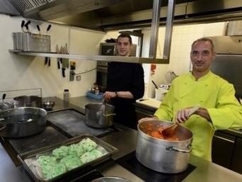 Le Basilik : une cuisine fraîche et moderne au pied de Fourvière   Epicure : Vins, gastronomie et belles choses   Scoop.it