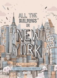 An Illustrated Tour of All the Buildings in New York | Random Ephemera | Scoop.it
