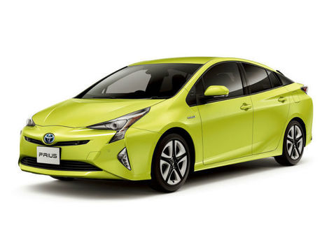 Japan Launch Marks Start of Journey for Dynamic Toyota Prius | Magazine | Scoop.it