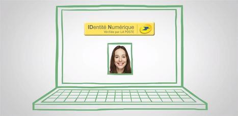 Comment créer une IDentité Numérique auprès de La Poste | Les Postes et la technologie | Scoop.it