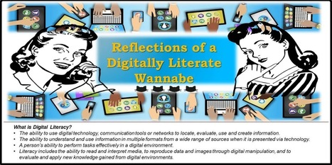 Reflections of a Digitally Literate Wannabe: Are Learners disengaged with technology in the classroom?? | Educational Leadership and Technology | Scoop.it